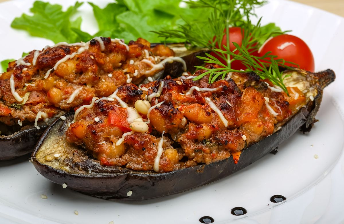 how to cook eggplant oven
