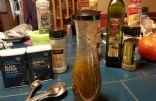 Sugar free red wine vinegar salad dressing