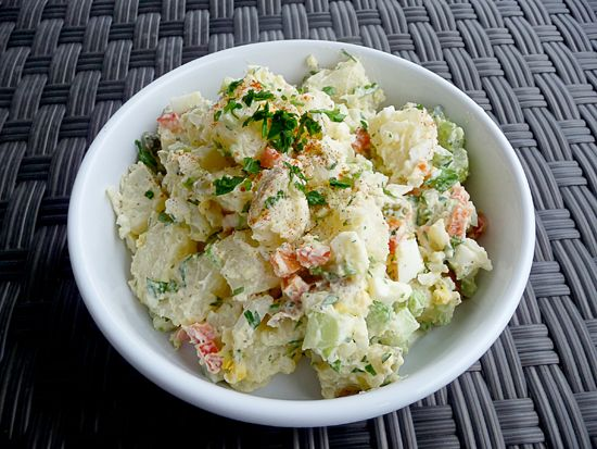 Summer's Here Potato Salad