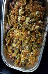 Sundried Mushroom bake
