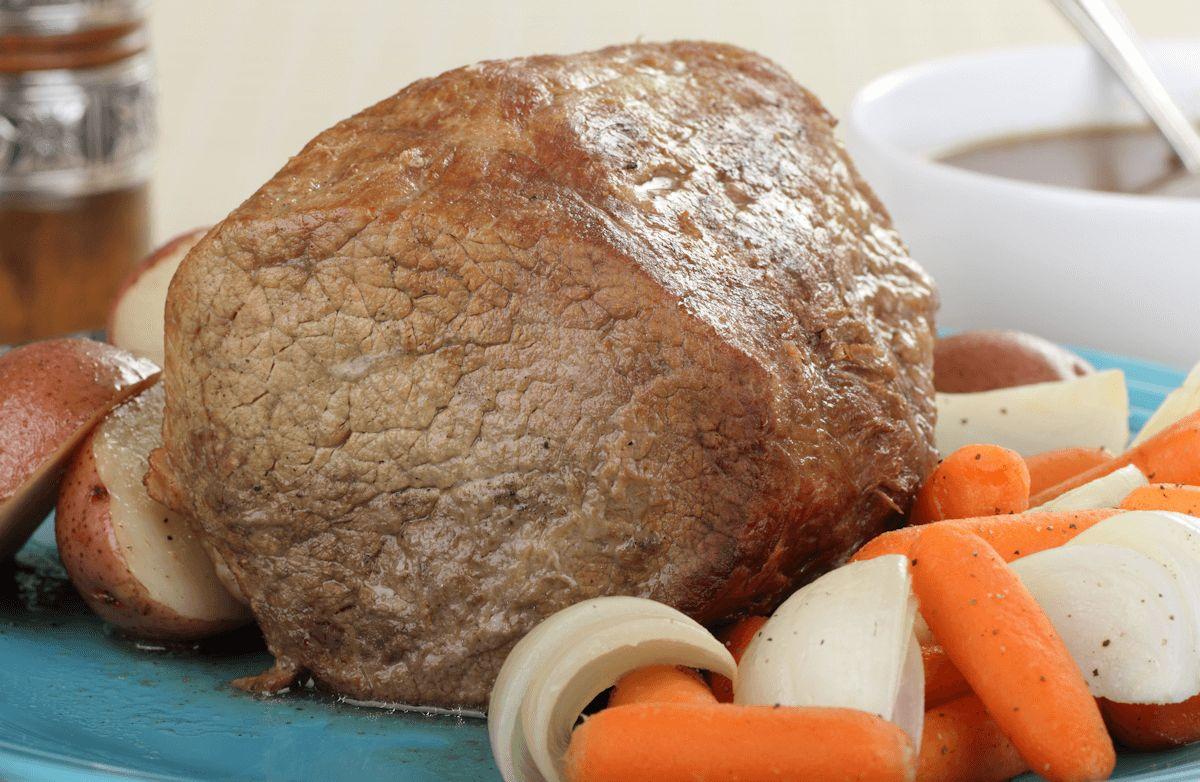 Super Duper Moist Roast Beef