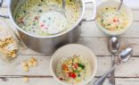 Sweet Corn and Vegetable Chowder