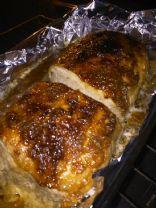 Sweet Pork Loin Roast