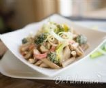 Szechuan Sesame Pasta with Broccoli