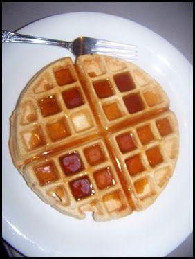 THM Buttermilk Waffles