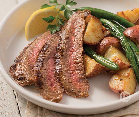 TS Citrus Herb Marinated Steak
