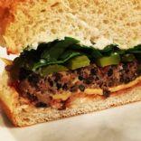 Tam's Lentil Burgers