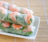 Teresa's summer rolls (3 rolls are 1 serving)