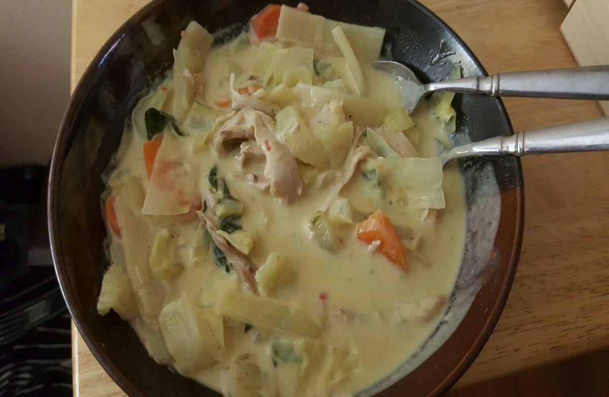 Thai Green Curry - Chicken