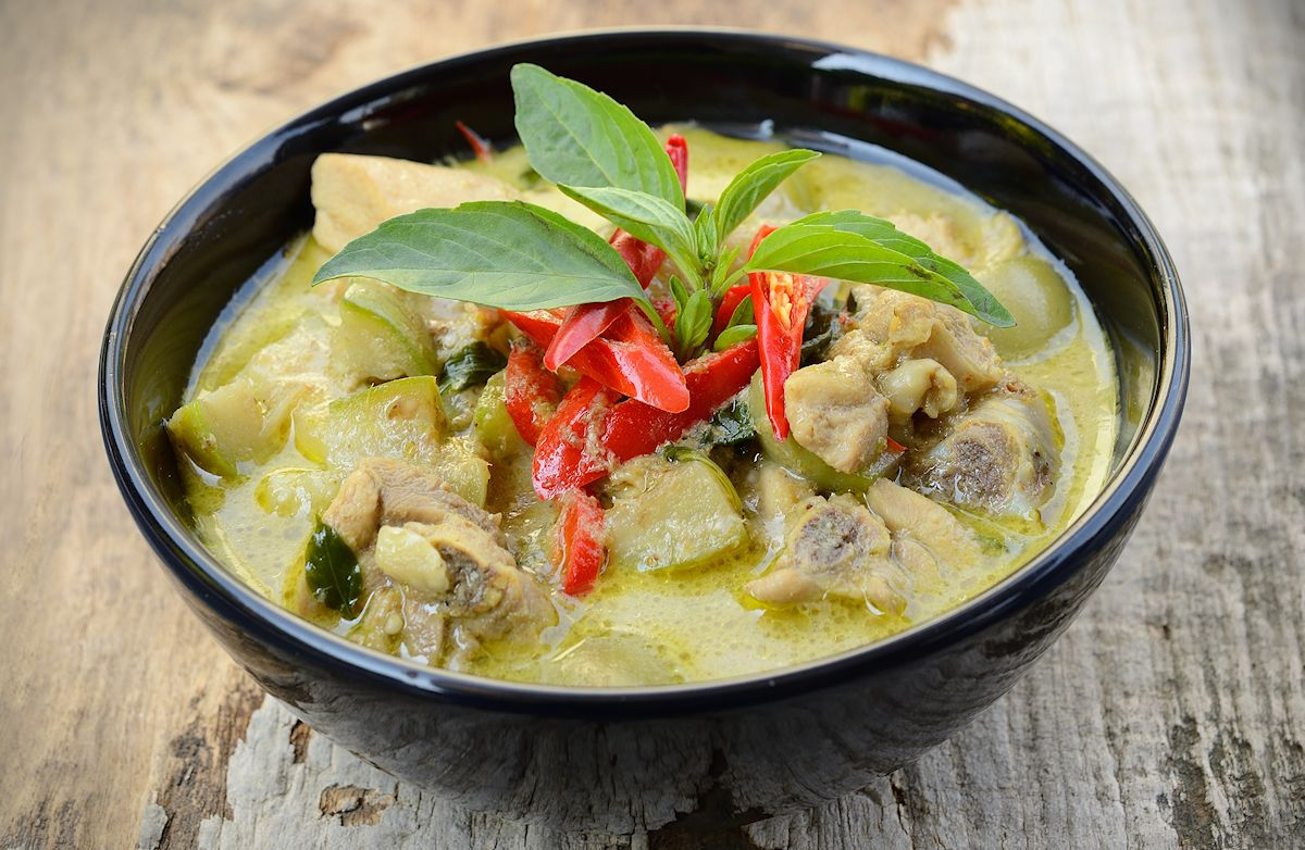 Thai Green Curry Recipes | SparkRecipes