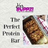 The Perfect Protein Bar