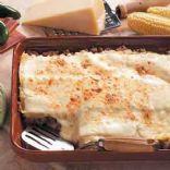 Three- Cheese Sausage Lasagna