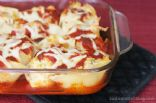 Three Cheese & Chicken Stuffed Shells
