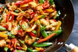 Toasted Sesame Chicken Stir Fry