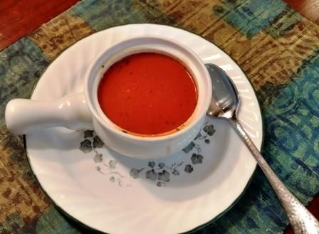 Tomato Soup (Low Carb)