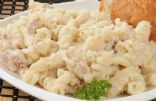 Tuna Noodle Casserole - Simple & Cheesy