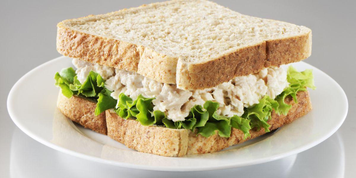 Tuna Salad-Old Fashion and Good For You
