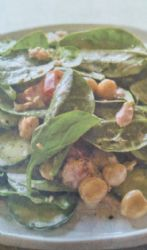 Tuna-Soy-Ginger Salad