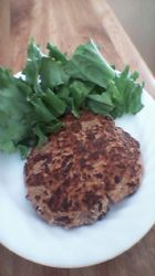 Tuna and Kidney Bean Patties