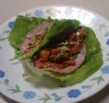 Turkey Lettuce Wraps/Tacos