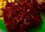 Turkey Mini  Mushroom Meatloaf with BBQ