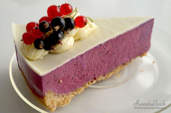 Unbaked Black Currant Tart Recipe Sparkrecipes