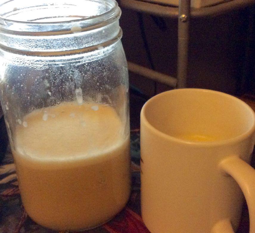 Vanilla Quest Latte