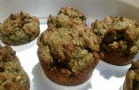 Vegan Banana Protein Muffins
