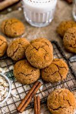 Vegan Cinnamon Cookie