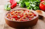 Vegan Moroccan-Style Chickpeas