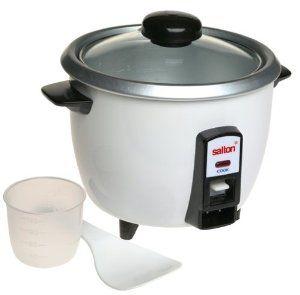 Vegan Brown Rice in the Rice Cooker
