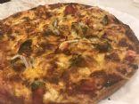 Veggie Gluten Free Pizza, Crunch Crust by Tamera