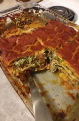 Veggie Lasagna 1/6/2018