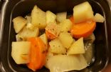Veggies from Lemon Chicken