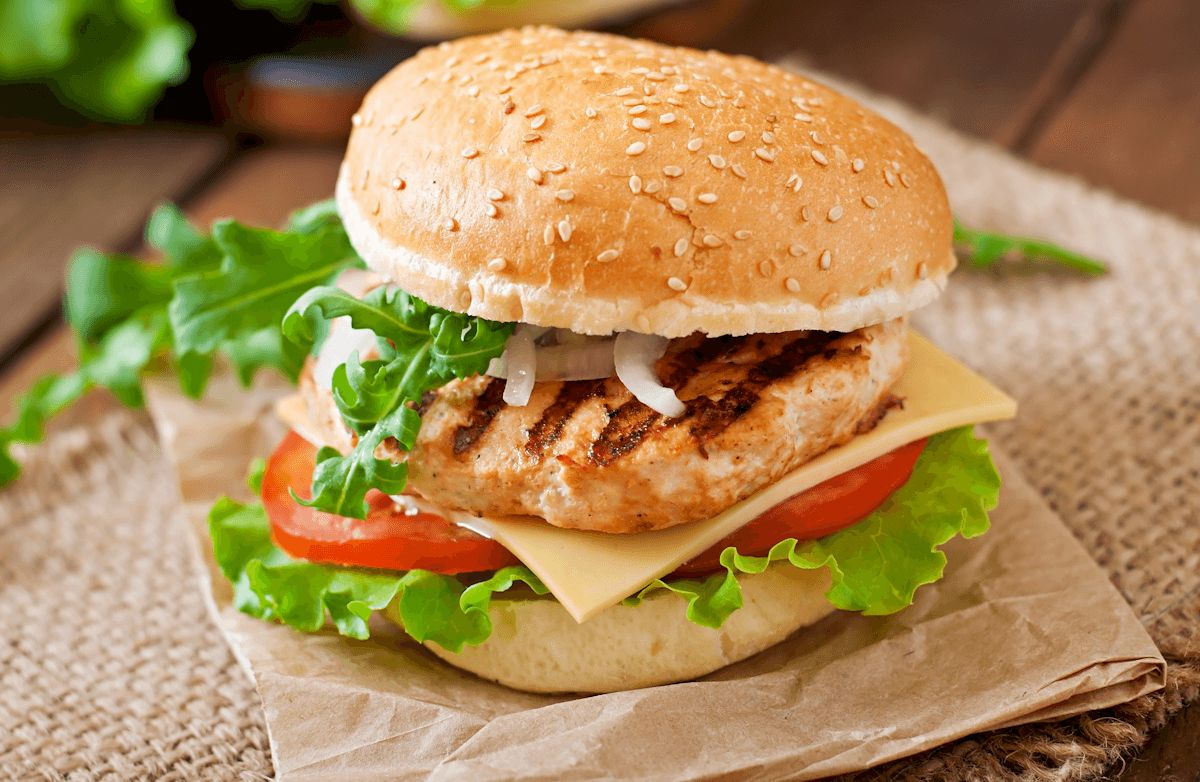 images of chicken burgers - photo #21