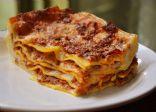 Wayne's lasagne