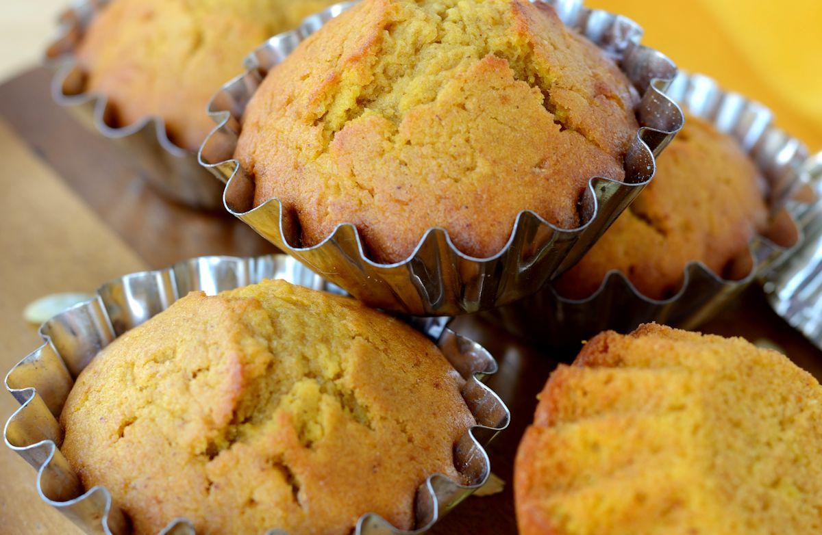 Wheat-Free & Dairy-Free Pumpkin Cupcakes