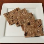 Wheat-Oat-Raisin Breakfast Bar