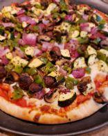 Whitacre Veggie Pizza