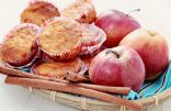 Whole-Wheat Apple Cinnamon Muffins