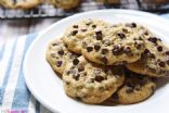 Whole Wheat Chocolate Chip Cookies YUM