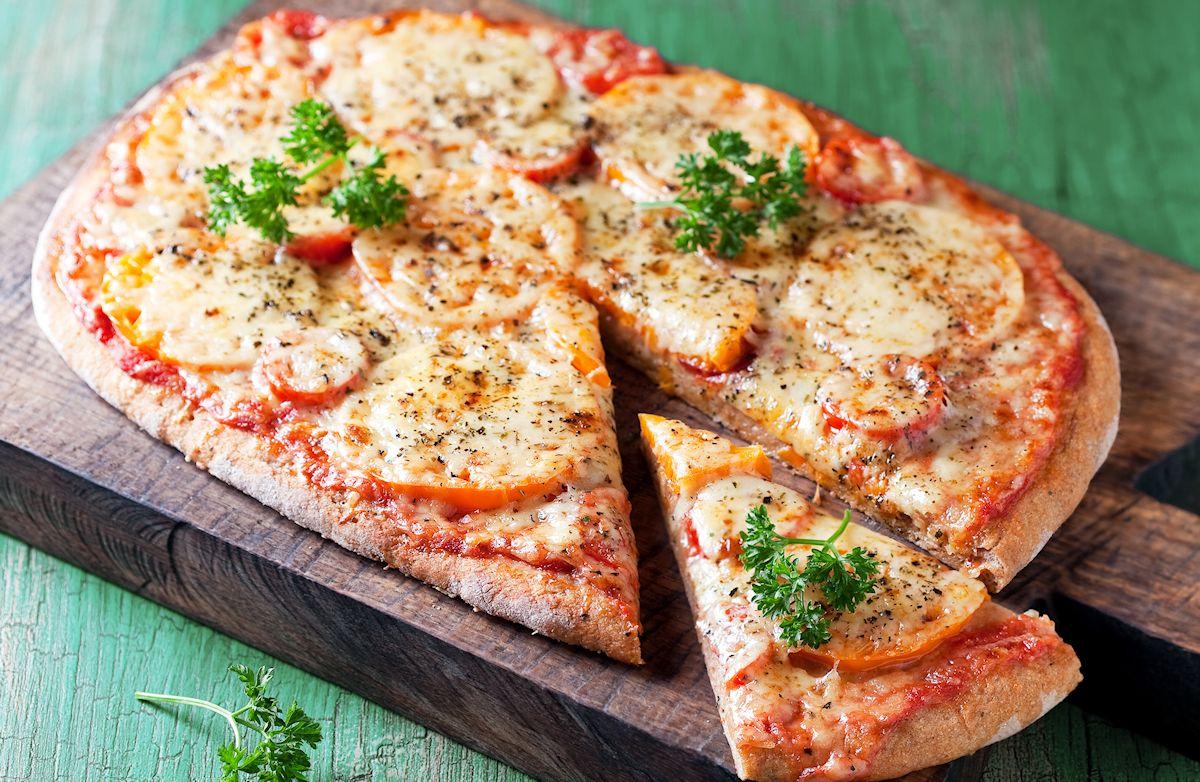Whole-Wheat Pizza Dough