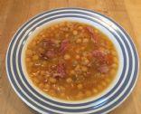 Yellow Pea Soup