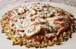 You Won't Believe It's Cauliflower Pizza Crust