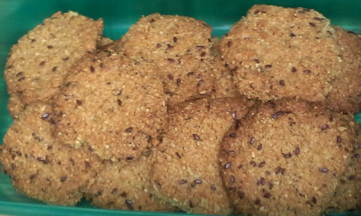 flax seed cookie recipes