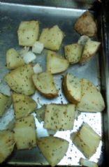 Zesty Italian Roast Idaho Potatoes