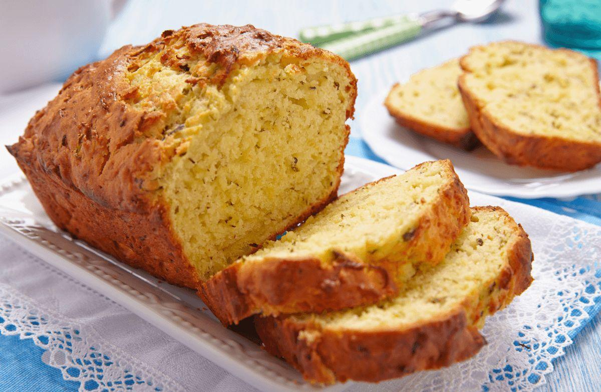 Zucchini Bread - No Sugar, Low Carb Recipe | SparkRecipes