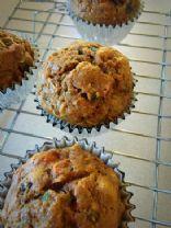 Zucchini-Carrot Muffins (fillingyourfork.com)