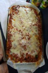 Zucchini Turkey Lasagna