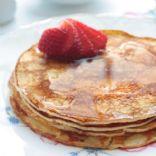 Low carb Gluten free pancakes